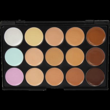 Professional Concealer Camouflage Makeup Palette Contour Face