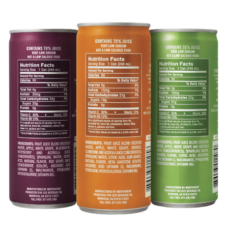 Izze-Sparkling-Juice-Variety-Pack,-8.4-Ounce-(Pack-of-24)